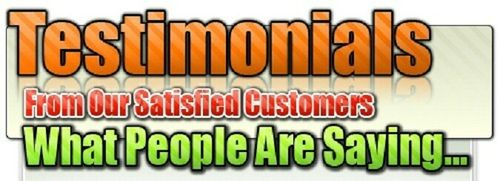 135 percent size. what customers are saying testimonials advertisement